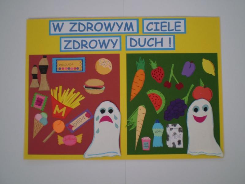 Galeria Plakat Promujący Zdrowie